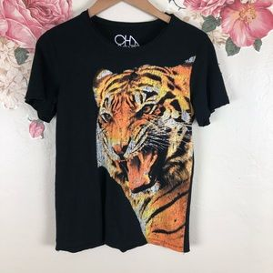 CHASER | Tiger T-shirt size small